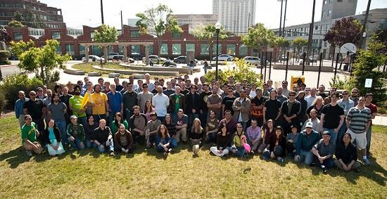 Команда Maxis работающая над SimCity
