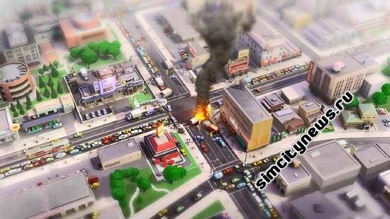 Новые скриншоты SimCity 2013