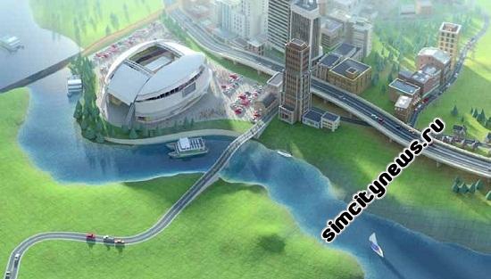 Скрины игры SimCity 2013