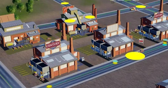 Экономика в SimCity 5