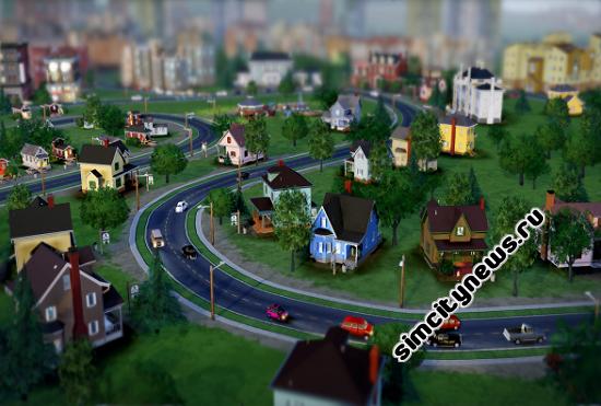 Новые изображения SimCity Limited Edition