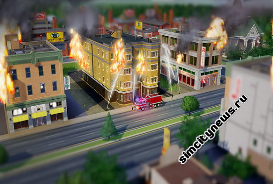Новый скрин SimCity Limited Edition