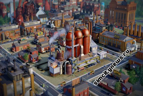Угольная станция собирается из нескольких модулей
