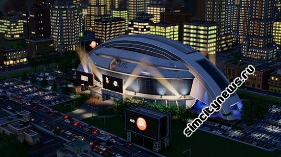 Планировка в SimCity