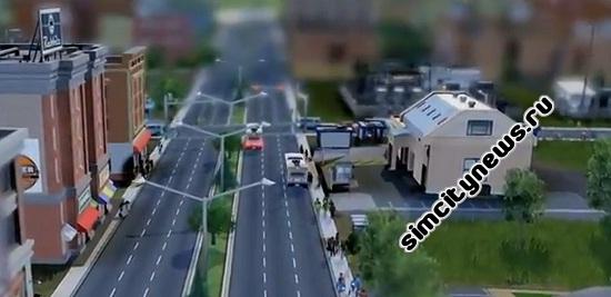 Саунд трек Simcity 5