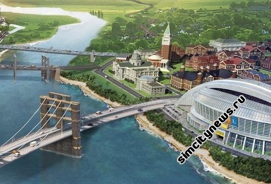 SimCity 5 Limited Edition концепт-арт