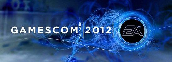 Electronic Arts на Gamescom