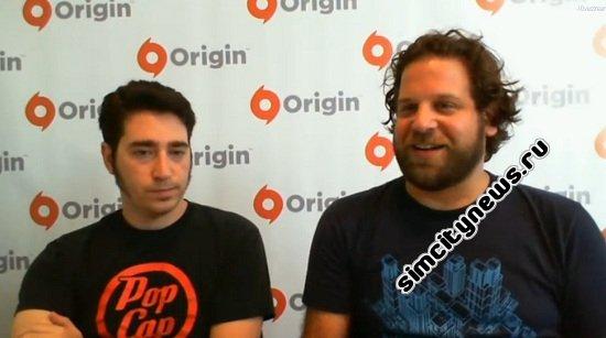 Jason Haber из Maxis отвечал на вопросы о SimCity