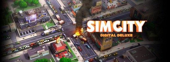 SimCity Digital Deluxe