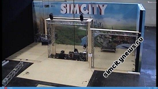 SimCity Limited Edition на выставке Gamescom