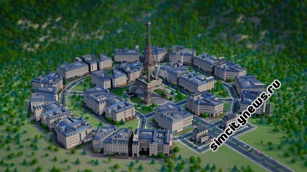 SimCity - новые типы городов