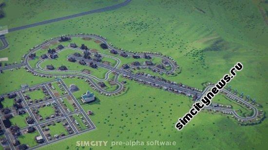Градостроительный симулятор SimCity