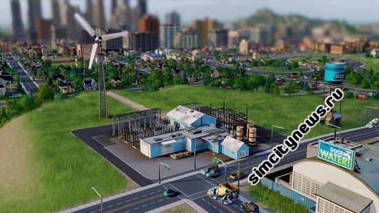 Построить город SimCity