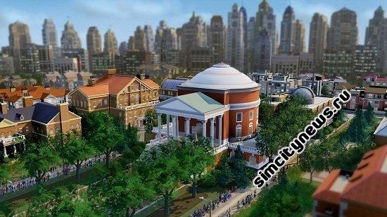 Скачать электронную версию SimCity с Ориджин