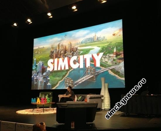 Студия Maxis презентовала SimCity