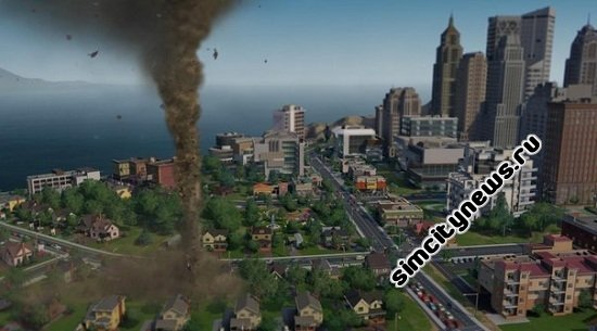 Торнадо SimCity