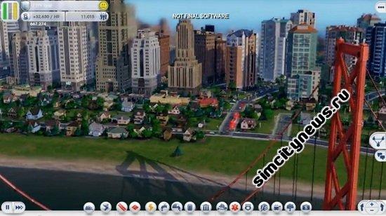 Градостроительный симулятор видео