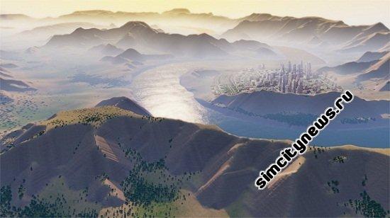 Регион SimCity