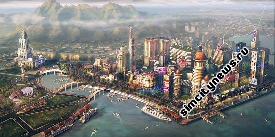 Выход игры SimCity