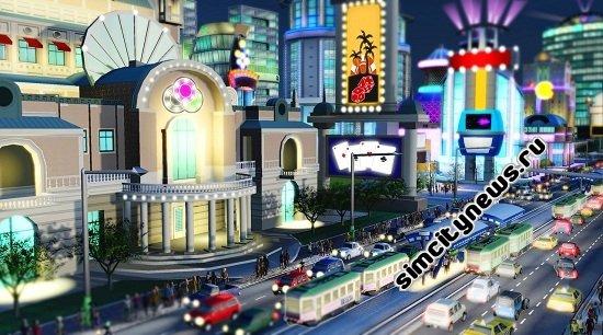 Казино SimCity