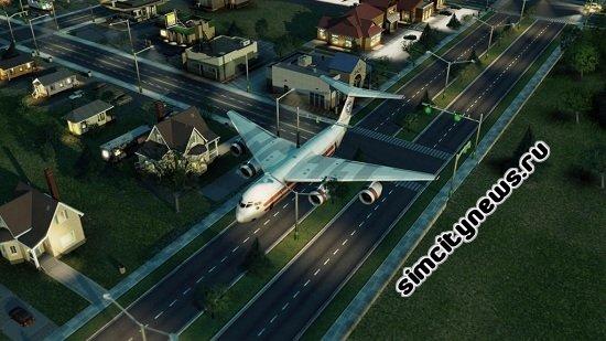Баг SimCity
