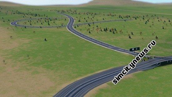 Дорожная развязка