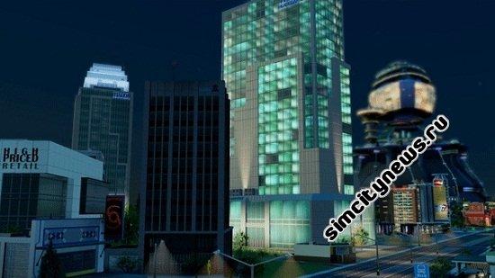 Коммерческие здания