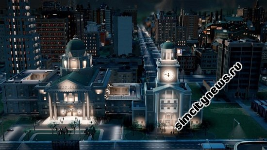 Мэрия SimCity City Hall