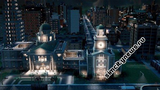 Мэрия SimCity City Hall