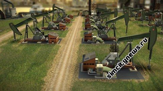 Насосы по перекачке нефти