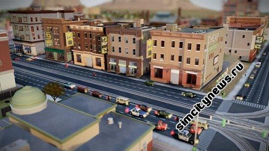 Реалистичный фильтр SimCity