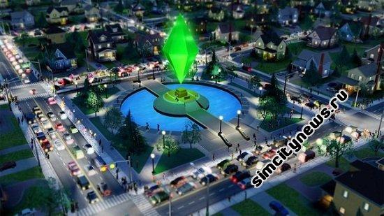 Сделай предзаказ SimCity и получи Пламбоб парк в подарок!