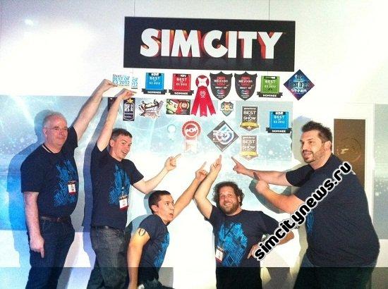 SimCity на E3