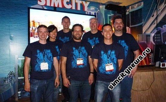 SimCity побывала на E3 в Лос-Анджелесе
