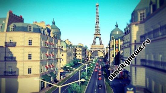 Туристический город