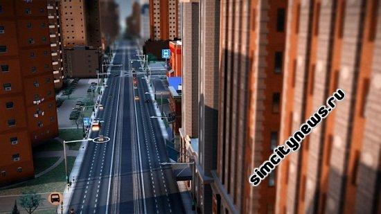 Улица SimCity