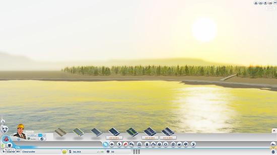 Закат SimCity