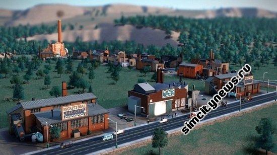 Заводы SimCity