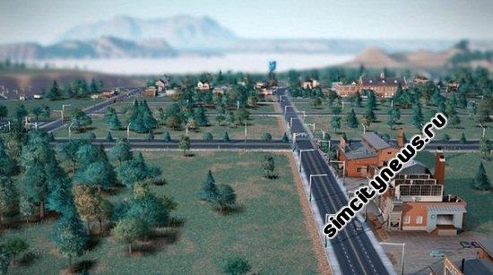 Заводы в SimCity