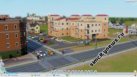 Градостроительный симулятор