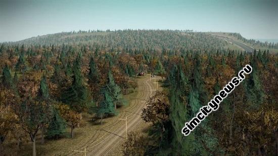 Лес SimCity