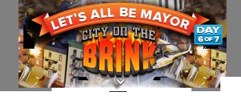 Город на грани выживания