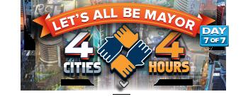 4 города за 4 часа