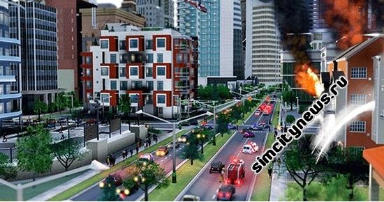 SimCity строить город онлайн