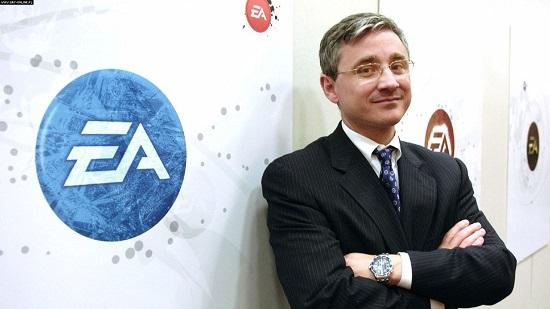 Глава EA Labels Фрэнк Гибо
