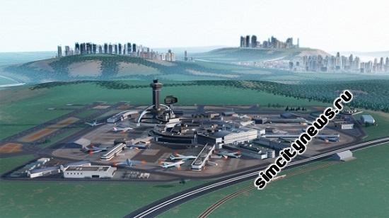 Международный аэропорт SimCity