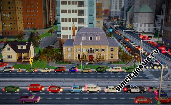 Дом мэра SimCity
