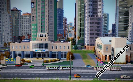 Колледж SimCity 5