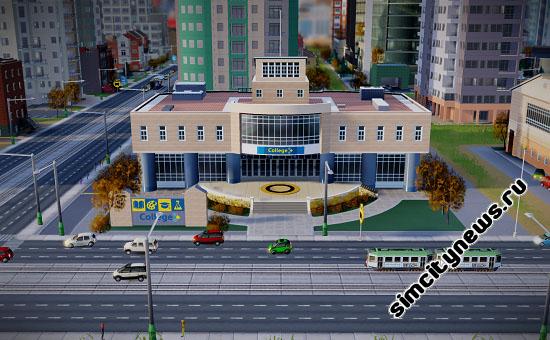 Колледж SimCity