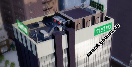 Metro Симсити